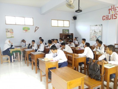 Kelas 9 B